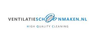 Ventilatie reinigen, inspecteren en vervangen Logo